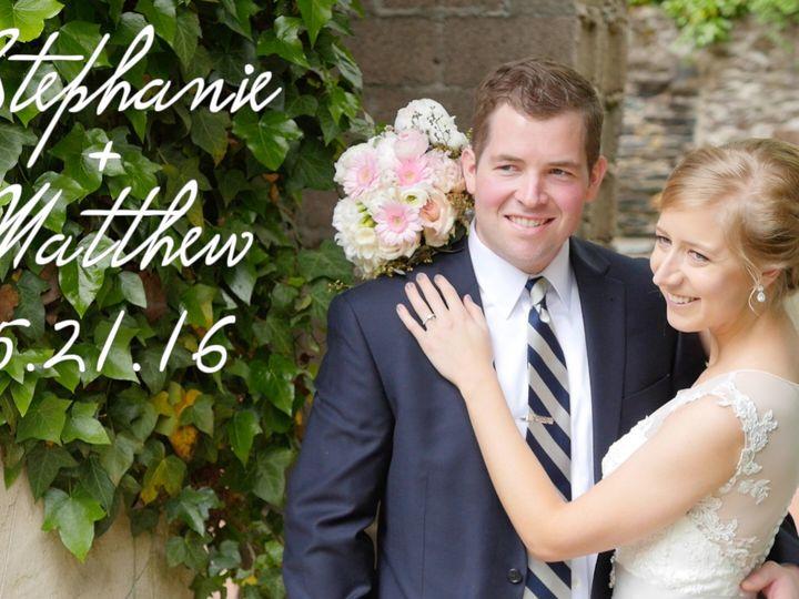 Tmx 1467126458809 Steph  Matt Thumbnail Telford, PA wedding videography
