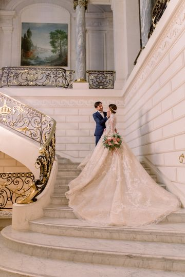 Shangri-La Wedding