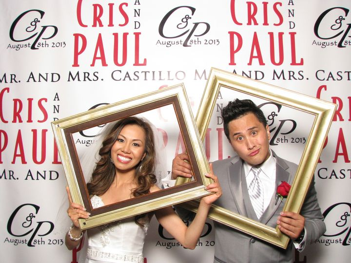 Cris & Paul's Step N Repeat held at Bears Best!
