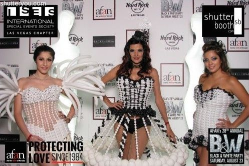 Check out our Step n Repeat from AFAN at the Hard Rock Hotel & Casino!