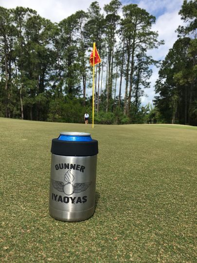 Personalized can/bottle koozie