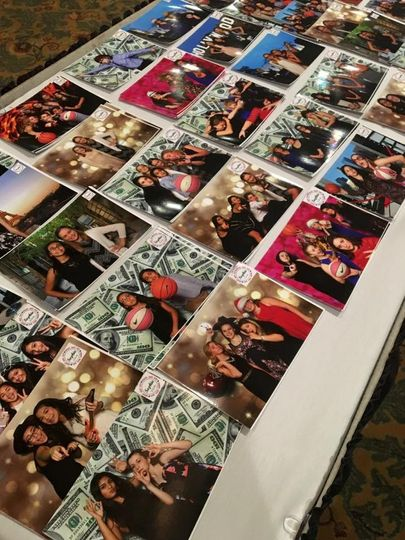 All photos from the photo booth print on 4x6 photo paper. Capitol DC Photos www.capitoldcphotos.com...