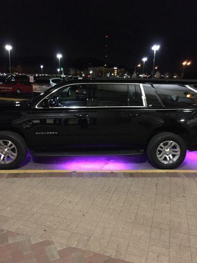 SUV underbody lights