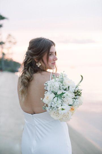 Bridal portrait - Sarah Elizabeth Studio