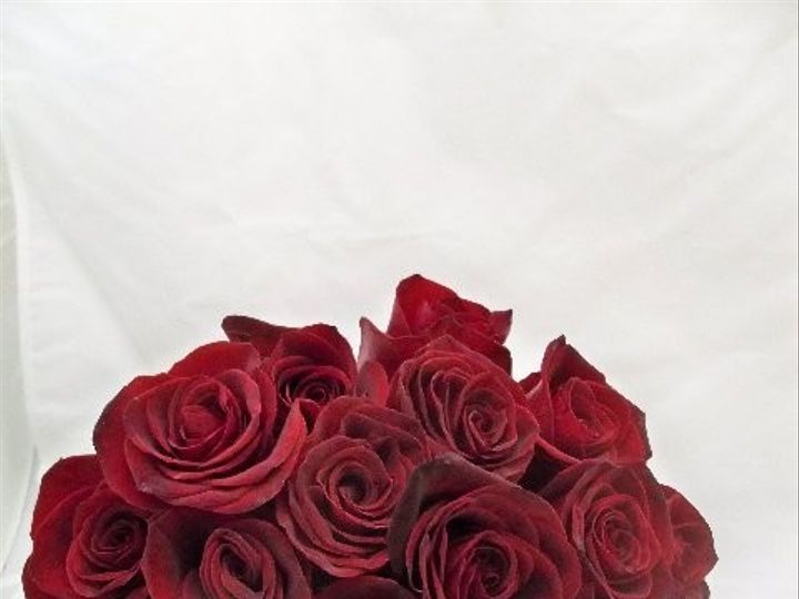 Tmx 1468438399801 Red Rose Bouquet Worcester wedding florist