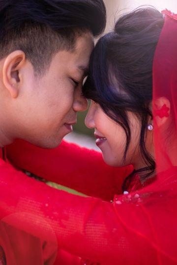 The loving couple Ryan Edwards Photography