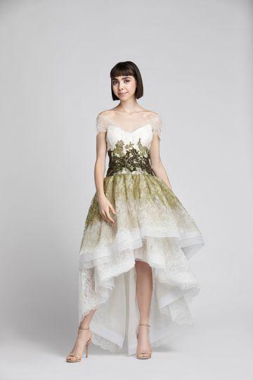 Custom Liz Gown 4
