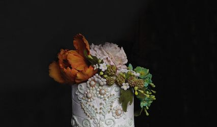 Big Island Wedding Cake 1