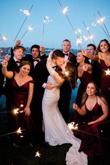 Mt. Washington Wedding