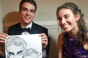 Award Winning Caricature Artist in Atlanta