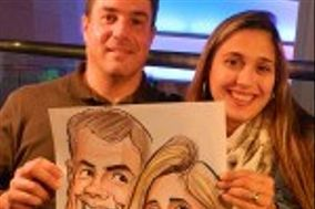 Caricatures by Tony Smith