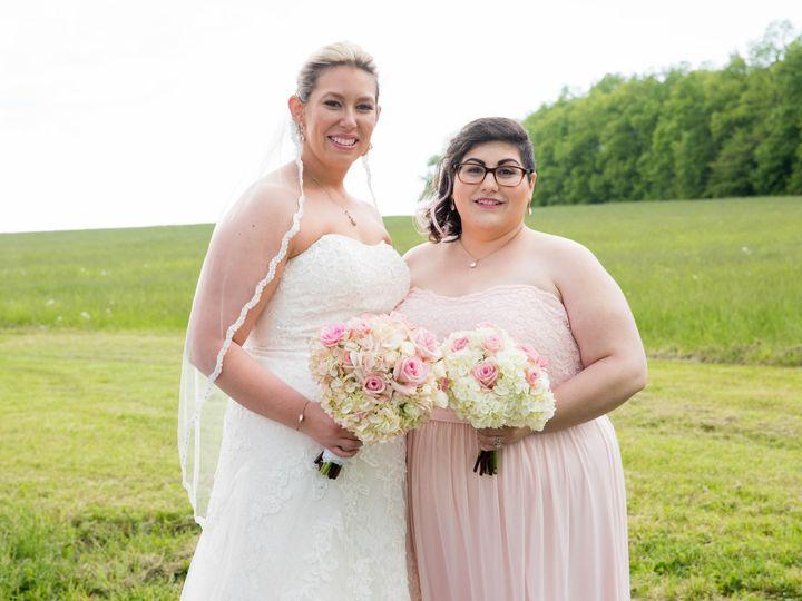 Tmx 1517023695 B80aa17a82980d5c 1517023693 Cf4207528b794297 1517023677447 45 Wedding   Jen And Buffalo, New York wedding beauty