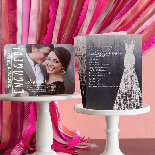 Wedding Diva Invitations: Wedding Paper Divas