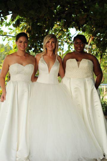 Celebrating each brides beauty