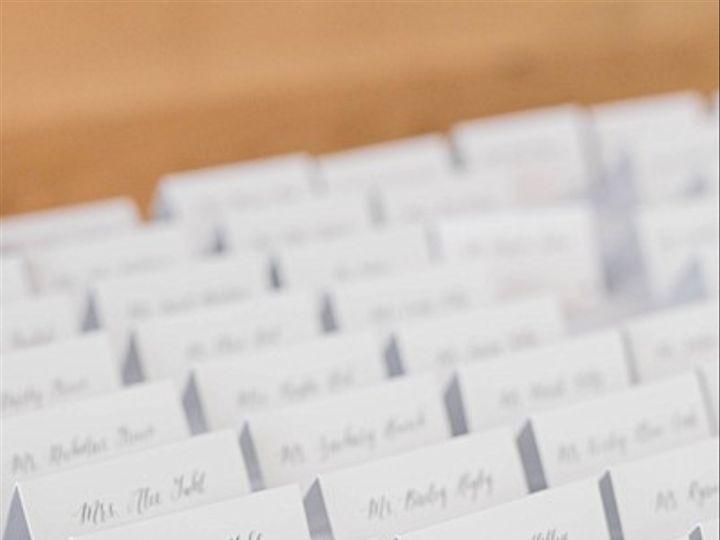 Tmx Hayli Placecards 51 681559 159647107792945 Colgate, WI wedding invitation