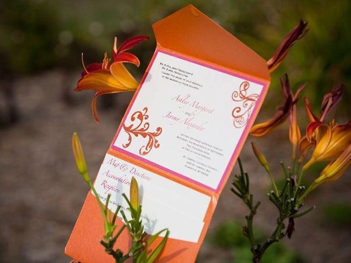 Tmx Invite 51 681559 158291963718136 Colgate, WI wedding invitation