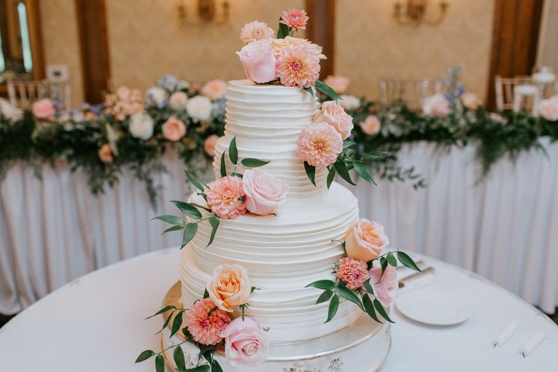 Wedding Cake Detailing