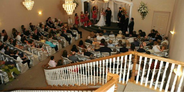 From the bridal suite to the stage