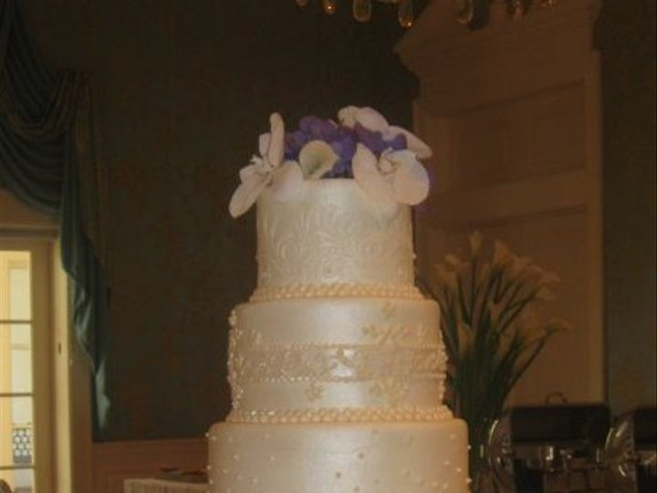 Tmx 1287697996567 13345333797270513281668075513101336446468945n Houston, TX wedding cake