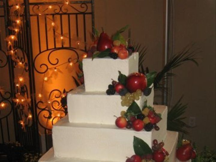 Tmx 1287697996583 13345333797280513281668075513101336452853611n Houston, TX wedding cake