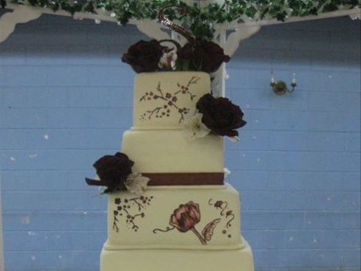 Tmx 1287697997067 13345333797290513281668075513101336463611572n Houston, TX wedding cake
