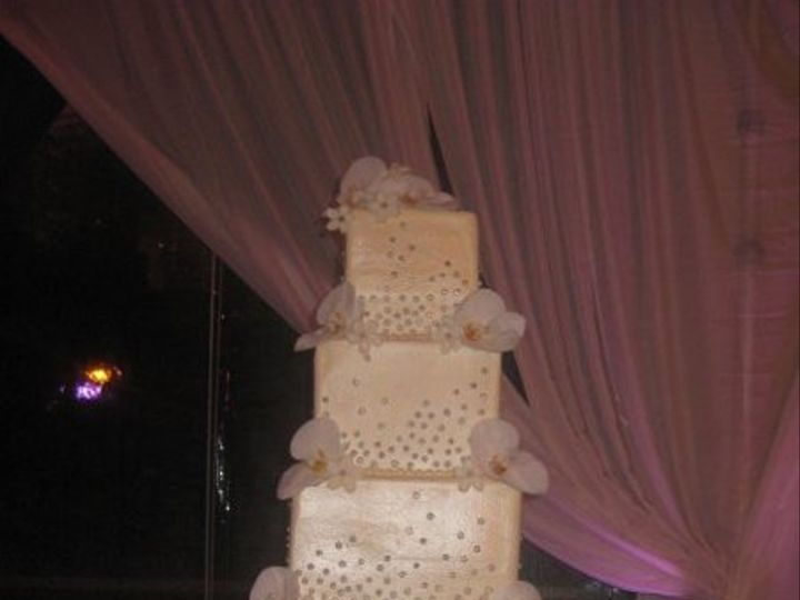 Tmx 1287697997536 1334533379731551328166807551310133648307443n Houston, TX wedding cake