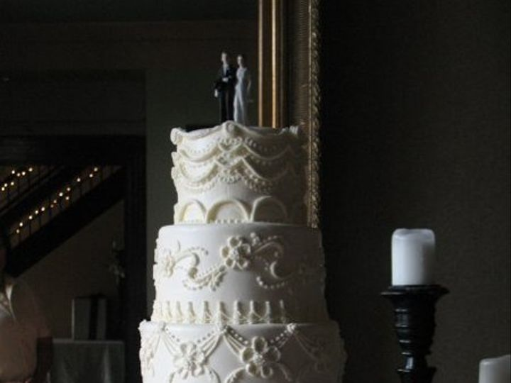Tmx 1287697998067 13345333799610513281668075513101336684790516n Houston, TX wedding cake
