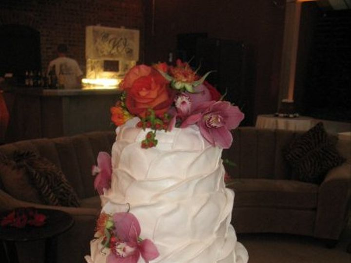 Tmx 1287697998239 13345333799615513281668075513101336695443456n Houston, TX wedding cake
