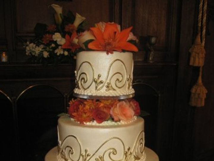 Tmx 1287697998770 13345333799655513281668075513101336715223675n Houston, TX wedding cake