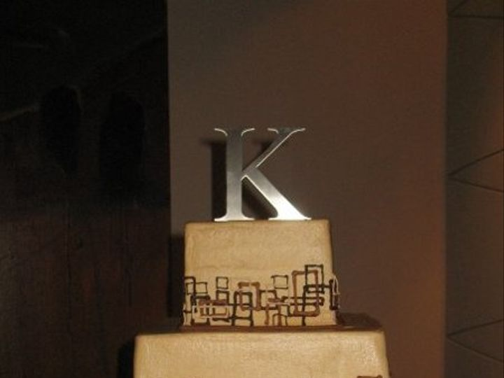 Tmx 1287697999770 13345335803185513281668075513101558695718148n Houston, TX wedding cake