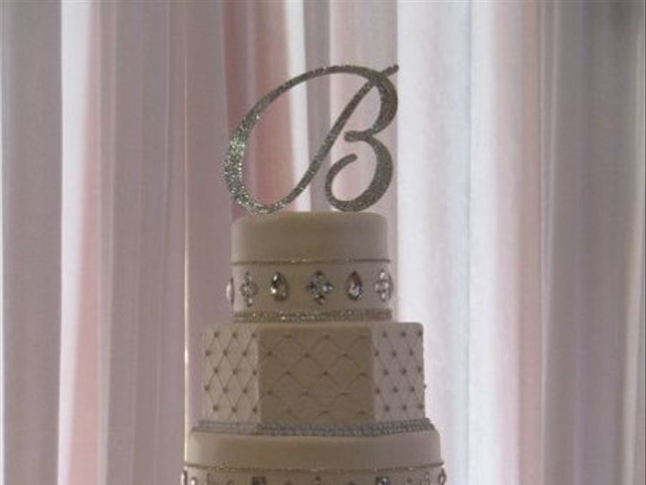 Tmx 1287698000692 13345335804285513281668075513101558774072700n Houston, TX wedding cake