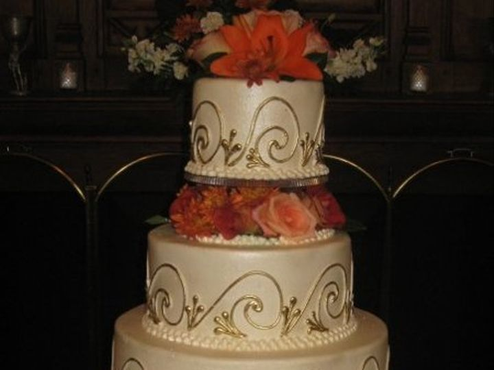 Tmx 1287698006239 13345335806660513281668075513101559428090847n Houston, TX wedding cake
