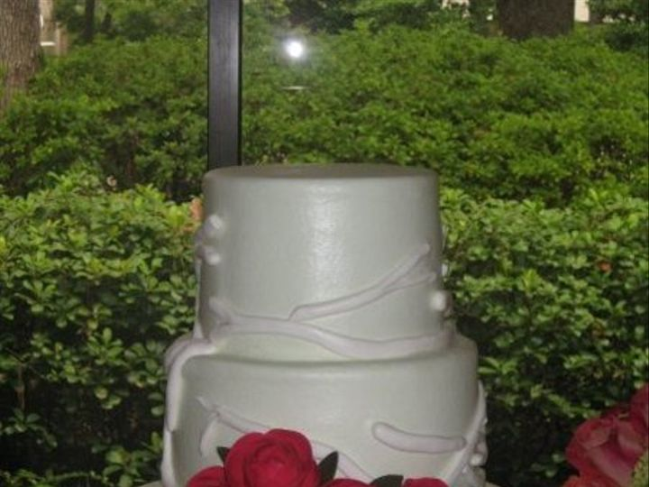 Tmx 1287698008442 13345335808650513281668075513101559572489402n Houston, TX wedding cake