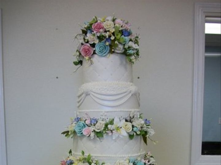 Tmx 1287698015708 18044410393415513281668075513108283945487548n Houston, TX wedding cake