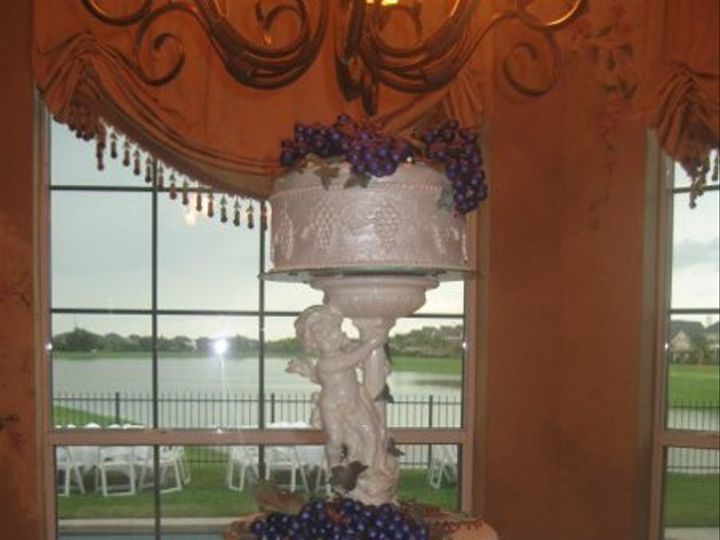 Tmx 1287698020551 21944365350520513281668075513103983654209024n Houston, TX wedding cake