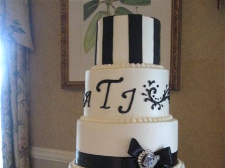 Tmx 1287698022989 2382810150153619080514281668075513121910463012551n Houston, TX wedding cake