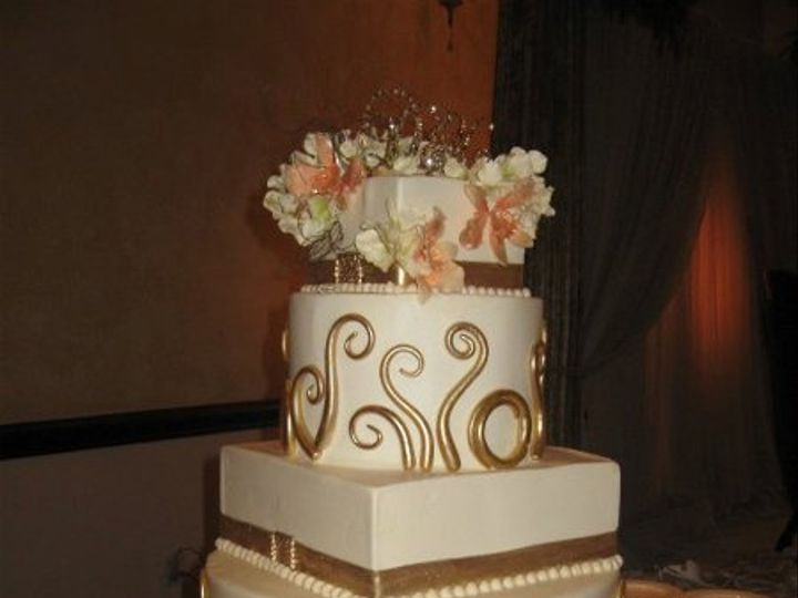 Tmx 1287698026020 2382810150156438005514281668075513122630981906106n Houston, TX wedding cake