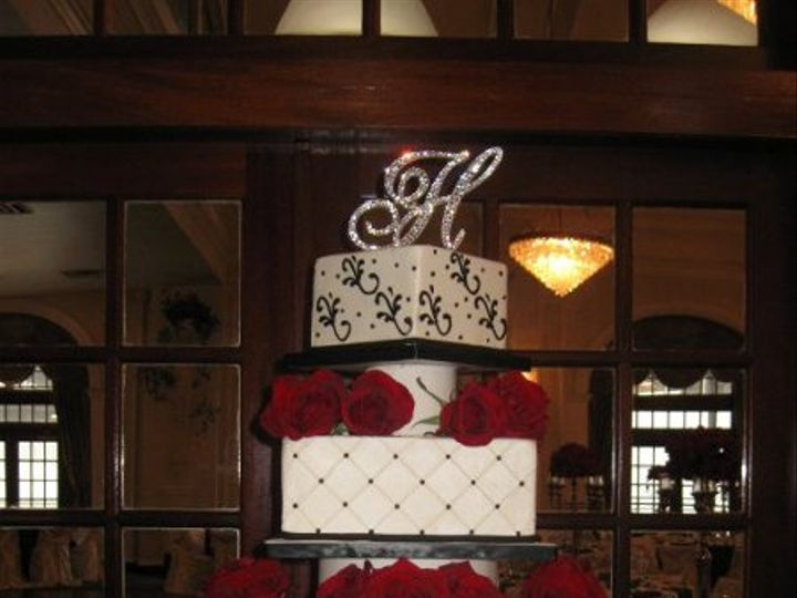 Tmx 1287698026145 238281015015643801051428166807551312263099747445n Houston, TX wedding cake