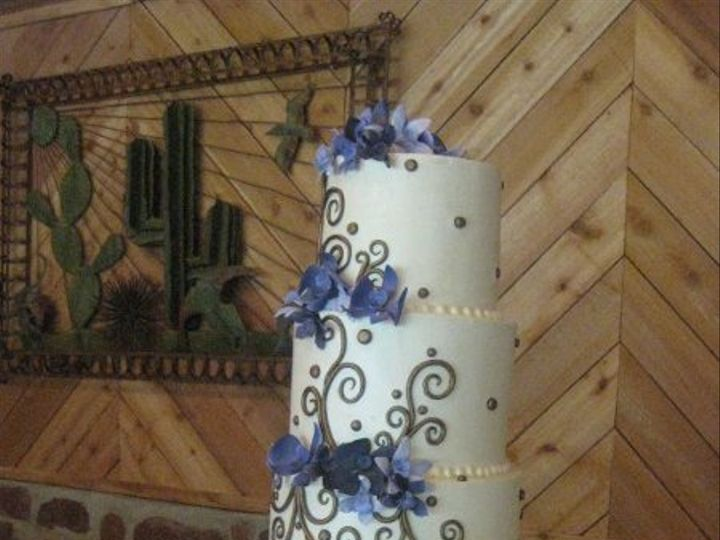Tmx 1287698027098 238281015015643802051428166807551312263100742515n Houston, TX wedding cake