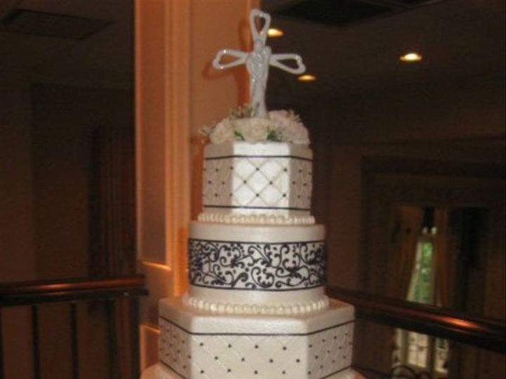 Tmx 1287698040520 3508210150212225880514281668075513138253405469765n Houston, TX wedding cake