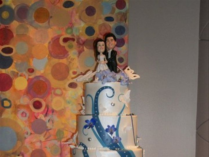 Tmx 1287698046254 4012110150276259330514281668075513154541192108866n Houston, TX wedding cake