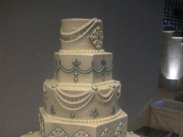 Tmx 1287698051504 5880510150242801805514281668075513147285712768339n Houston, TX wedding cake