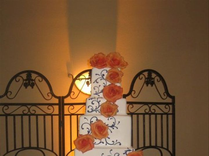Tmx 1287698057239 6761110150276268150514281668075513154544202733519n Houston, TX wedding cake