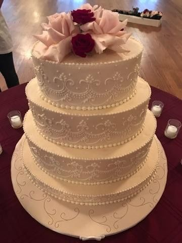 Tmx 1481135704660 Img1568 Houston, TX wedding cake