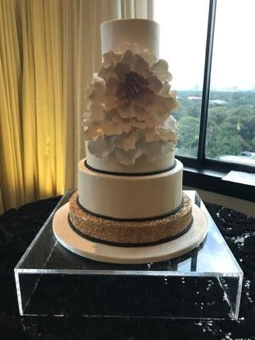 Tmx 1481135772175 Img1525 Houston, TX wedding cake