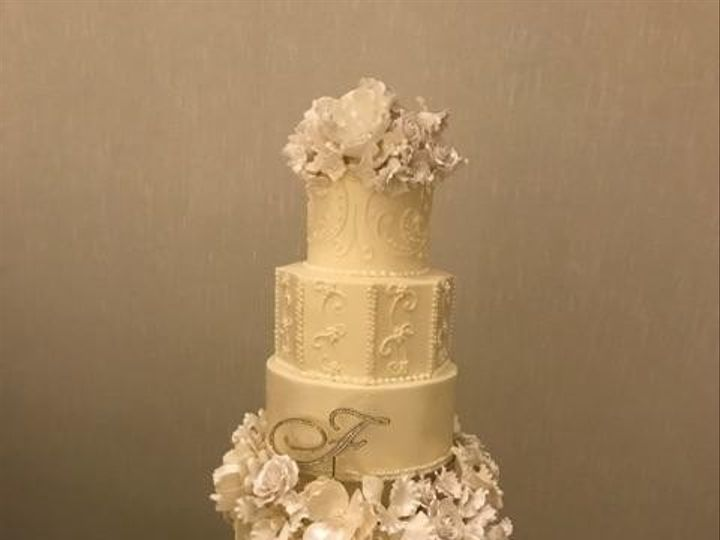 Tmx 1481135772638 Img1587 Houston, TX wedding cake