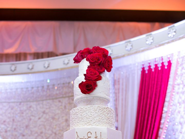Tmx 1481135875282 Wedding0768 Houston, TX wedding cake
