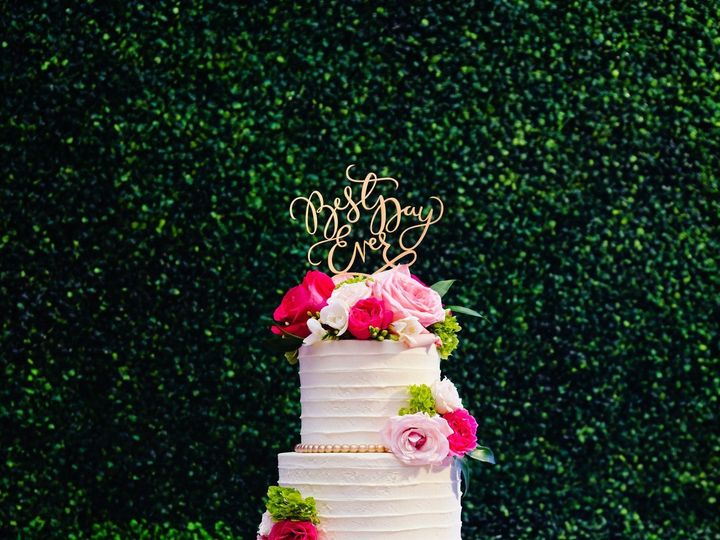 Tmx 1514386272922 Jonathanivyphotography Houston, TX wedding cake