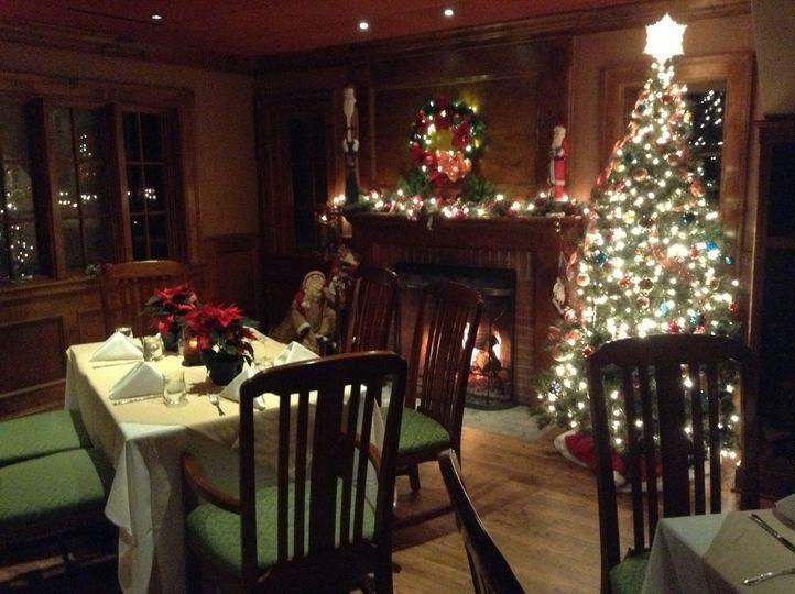 christmas saddle room