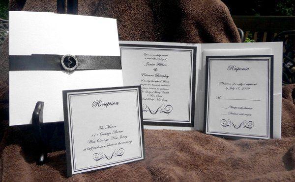Tmx 1251164040359 P1000814 Montvale wedding invitation